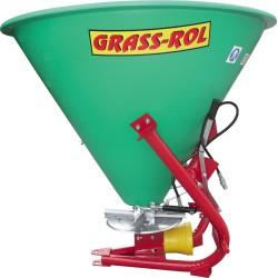 Single disc fertilizer spreader 400