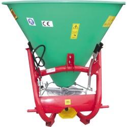 Single disc fertilizer spreader 500