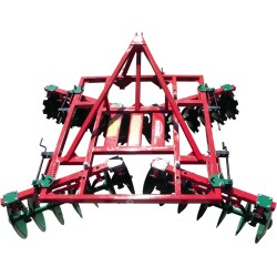 Disc harrow V/X 3.15