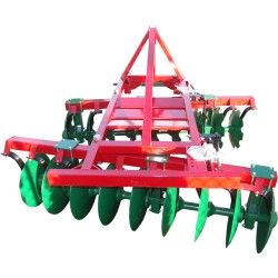 Disc harrow V 2.0